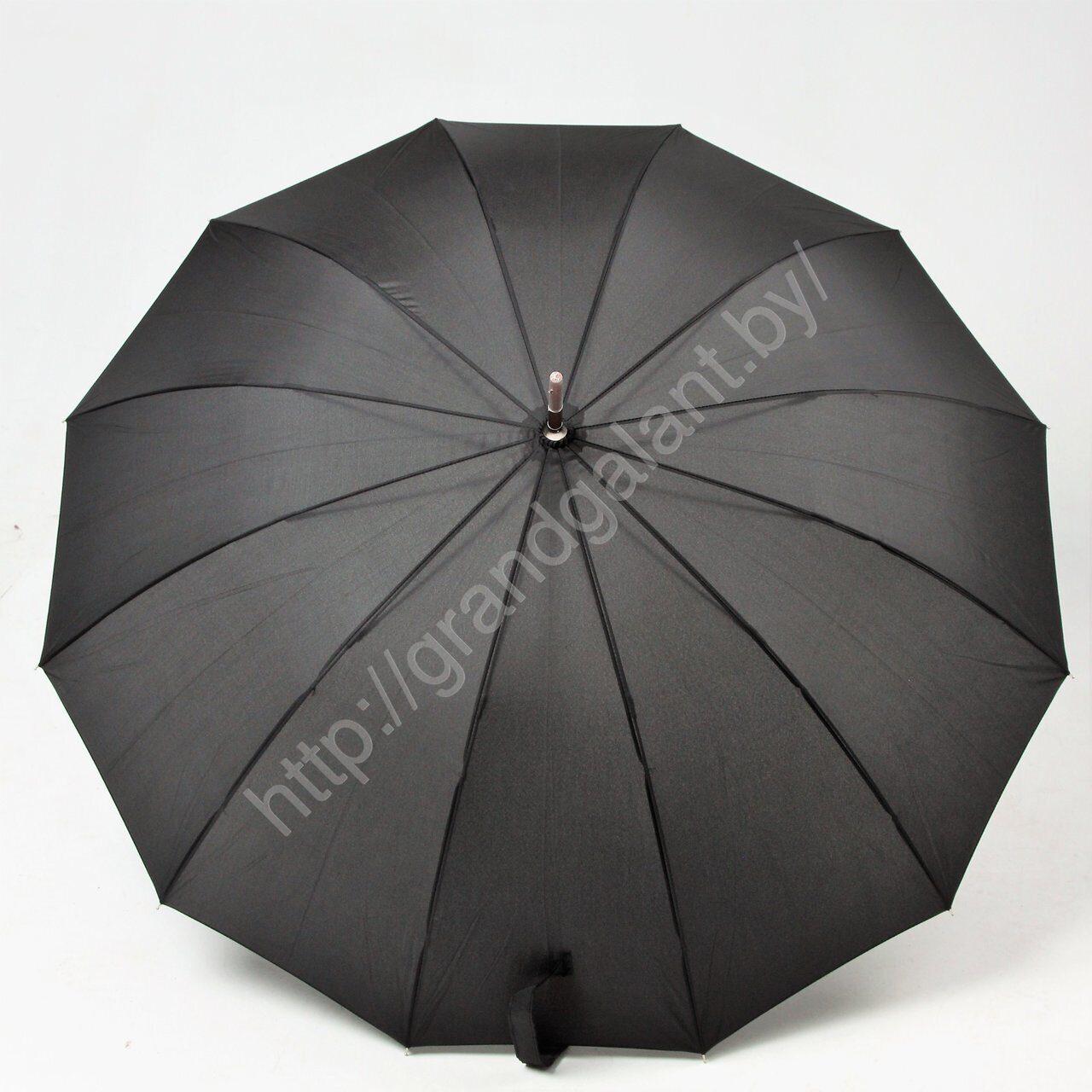 DFH UMBRELLA, зонт мужской, трость арт.DD3515,диаметр купола 135см